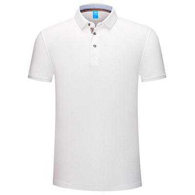 丝光棉POLO衫9808