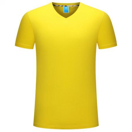 <font color='绿色'>V领T恤X233012V 95%精棉</font>